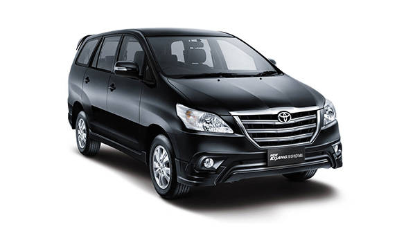 2013 Toyota Innova in India