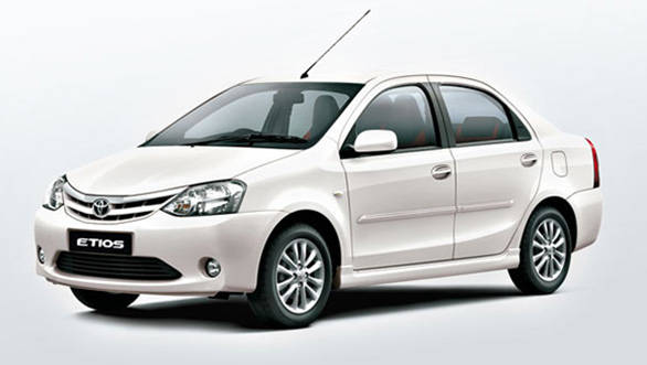 Toyota Etios and Liva Xclusive editions launched in India at Rs 4.87 lakh and Rs 6.03 lakh respectively