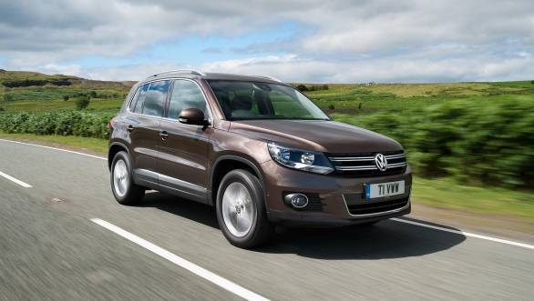 Volkswagen to bring Tiguan to India?