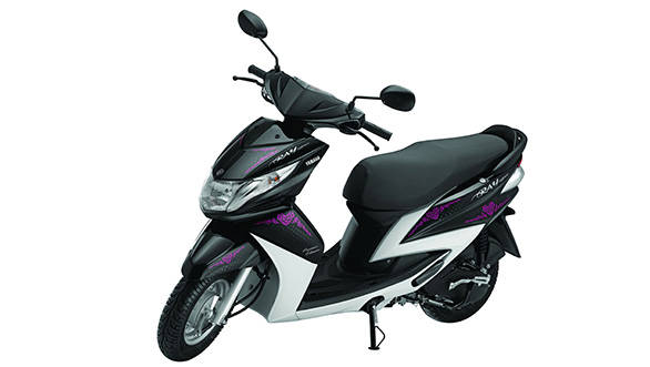 Yamaha Ray Precious edition launched in India at Rs 48,605