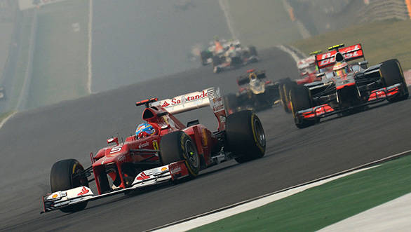 Indian GP 2013 preview- Part 1