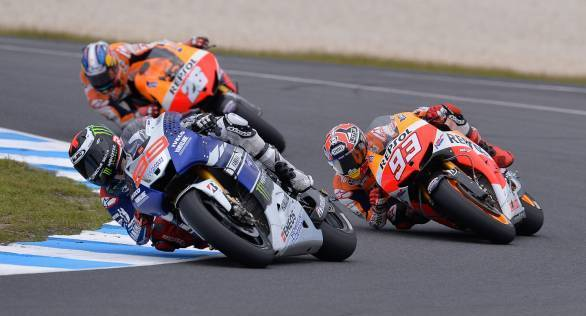 MotoGP: Lorenzo wins Phillip Island shocker