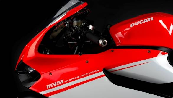 Ducati Corse Red base livery