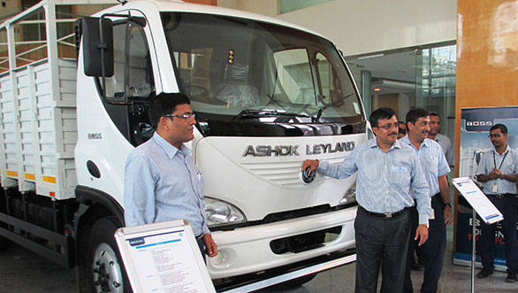 Ashok Leyland launches Boss ICV in India at Rs 10.5 lakh