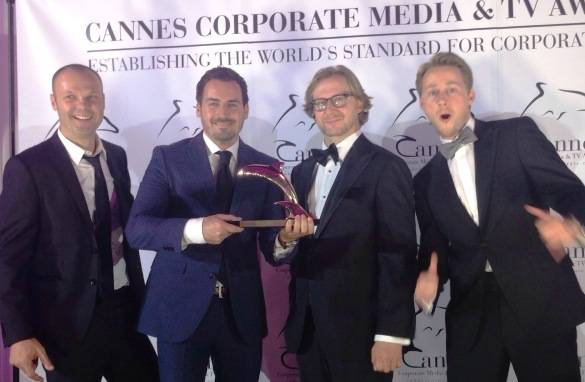 Watch: Apollo Vredestein ad film wins Gold at Cannes