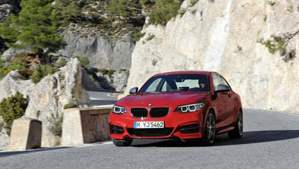 The new 2 Series will now fill the void left behind by the outgoing 1 Series