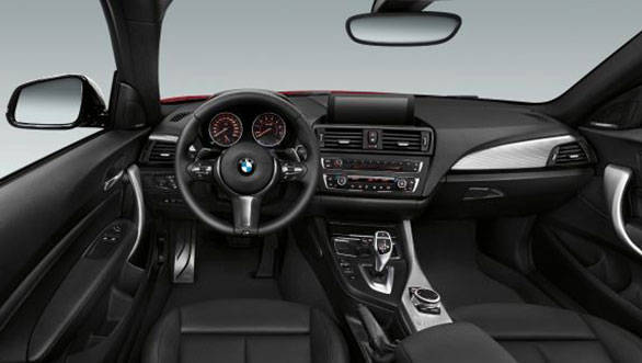 Typical BMW interiors are on offer for the 2 Series Coupe