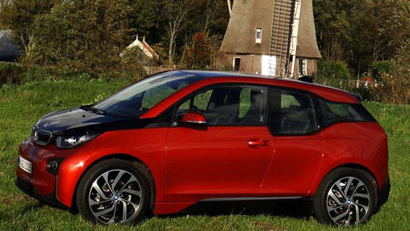 Bmw To Launch I3 Electric Car In India In 2014 Overdrive
