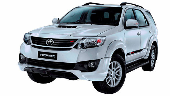 Toyota launches Fortuner TRD Sportivo limited edition in India at Rs 24.26 lakh