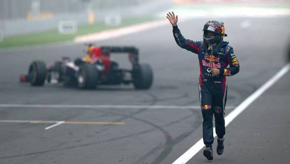 F1: Seb Vettel and the fine saga