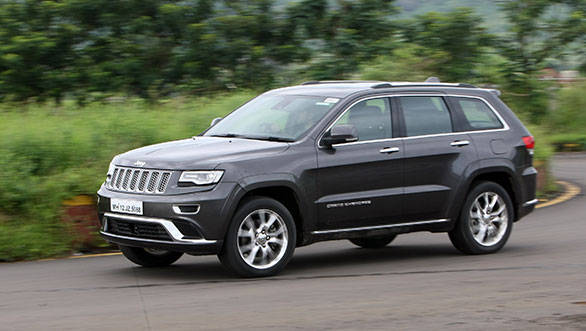 2014 Jeep Grand Cherokee in India