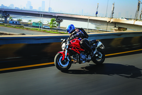 Living with the Superbike: Ducati Monster 795 in India