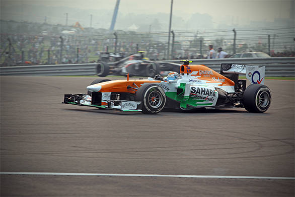 Force India had a good weekend by adding vital points to the constructor championship