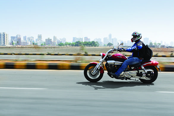 Living with the Superbike in India - 2013 Hyosung Aquila Pro GV650