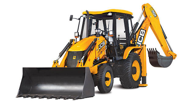 Jcb Launches Updated 3dxcellence Backhoe Loader Overdrive