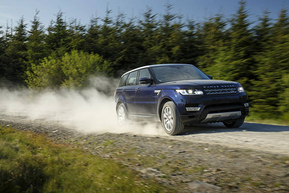 It does have the potential to be the big game player Land Rover hoped the Range Rover would be!