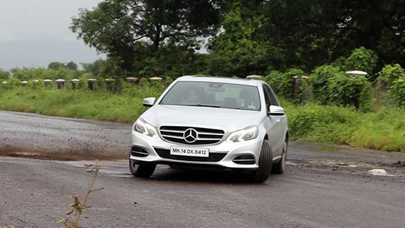 2013 Mercedes E 200 CGI India road test - Overdrive