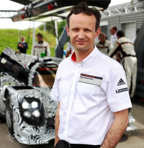 Alexander Hitzinger, Technical Director LMP1