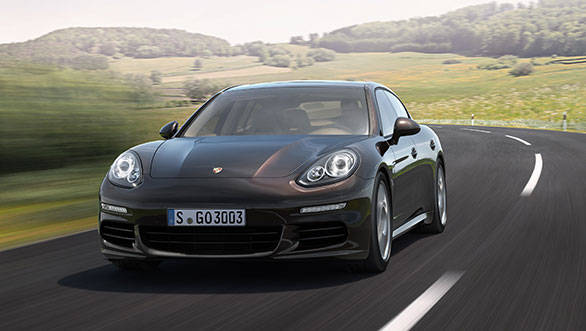 Porsche opens bookings of the Panamera Turbo S in India