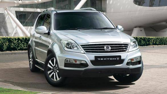 SsangYong Rexton recalled in India for rear driveshaft inspection