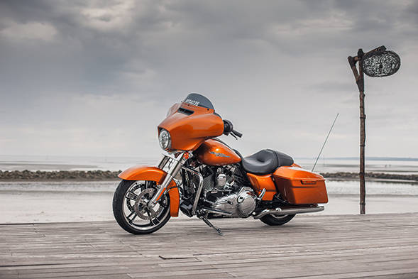 Harley-Davidson has just updated its entire touring range of motorcycles with a host of well thought out and designed features as part of an initiative called Project Rushmore.