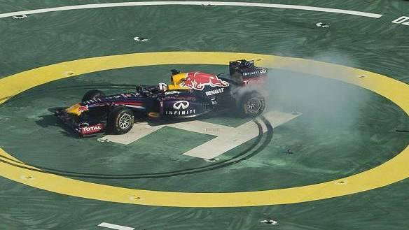 Formula 1 Car Transport - Lifestyle