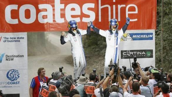 WRC: Sebastien Ogier wins 2013 championship