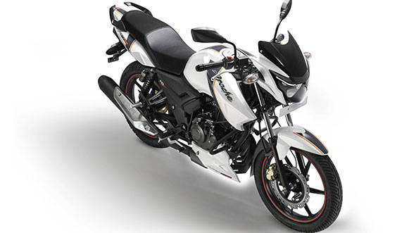 2018 TVS Apache RTR 160 launching on March 14
