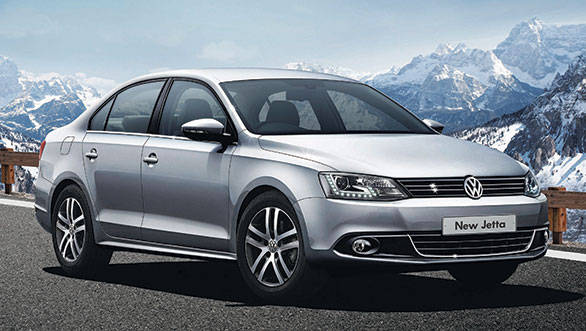 Revisions to the new Jetta on the outside vis-a-vis the old one include Xenon headlamps with washers