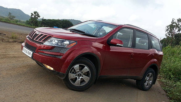 2013 upgraded mahindra xuv500 india first drive overdrive for Xuv 500 exterior modified