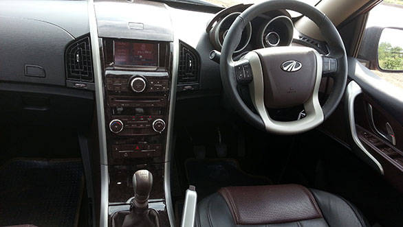 The infotainment system has been upgraded, specifically the maps and the Bluetooth system called Blusense