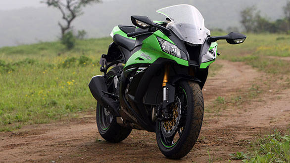 2013 Kawasaki ZX-10R ABS India first ride - Overdrive