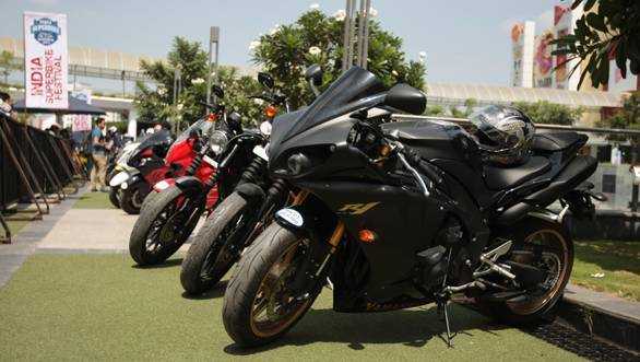 India Superbike Festival 2013 image gallery