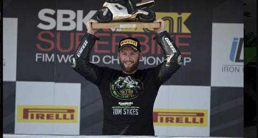 WSBK: Sykes seals title in Spain