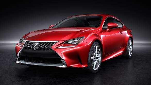 Lexus to showcase new models at the 2013 Tokyo Motor Show