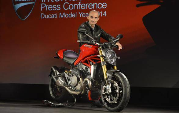Ducati Monster 1200 and 1200 S debut at EICMA 2013