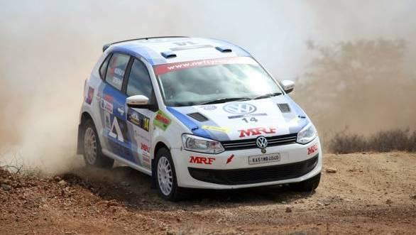 2014 Indian Rally Championship calendar announced