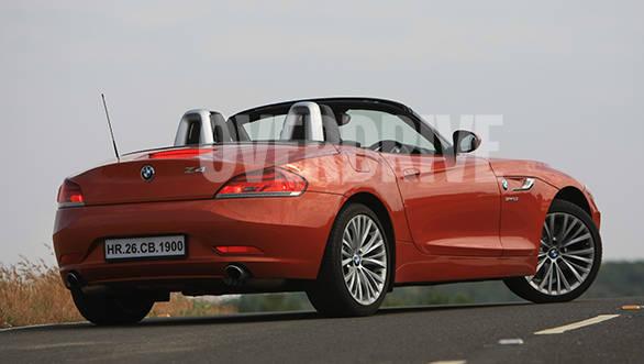 2014 BMW Z4 (1)