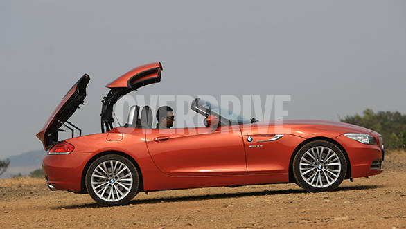 2014 Bmw Z4 Sdrive35i India Image Gallery Overdrive