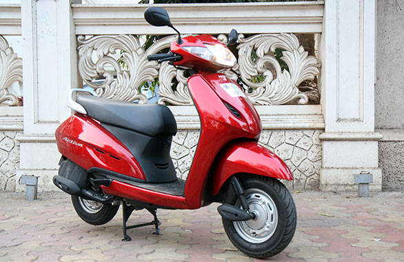 The Activa has stayed true to its design language for more than a decade