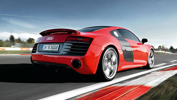 The Audi R8 V10 gets an intelligent all wheel drive system that needs to be exploited correctly