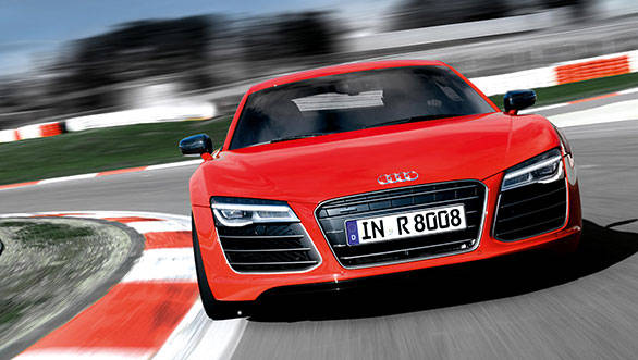 Play it right and both under and oversteer in the R8 can be dealt with, and enjoyed