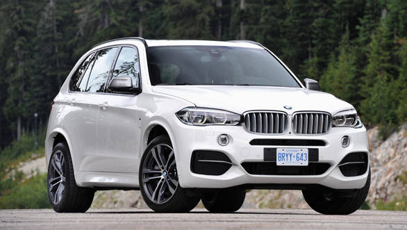 The X5 M550D