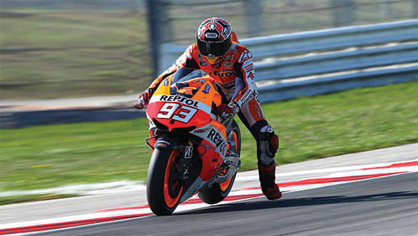 Better Riding: How to get off the brakes in a corner