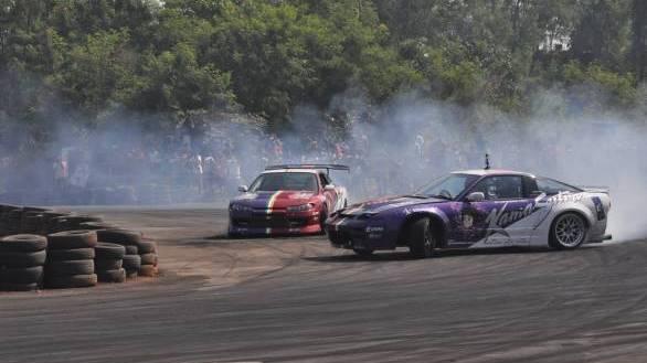Drift King Shawn Spiteri wows crowds in Mumbai