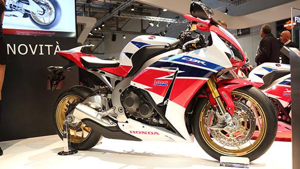 Honda shows Fireblade SP to tackle European premium superbikes