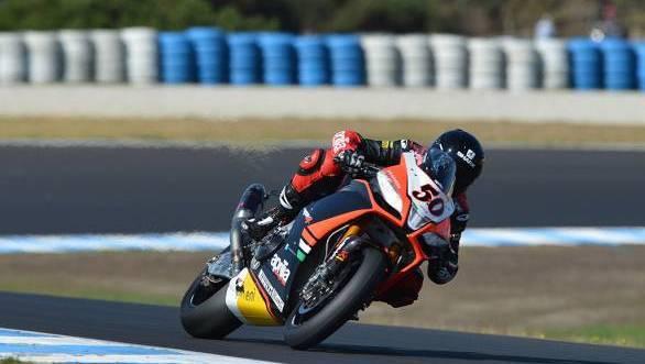 Aprilia will make a return to MotoGP in 2016