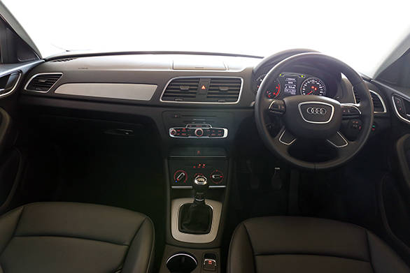 Interiors don't get an automatic climate control system; the multifunctional display is more basic and dated looking; and the front passenger seat isn't electrically powered even