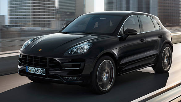 The sporting DNA of the Macan, as with all Porsche vehicles, is immediately recognisable in the design