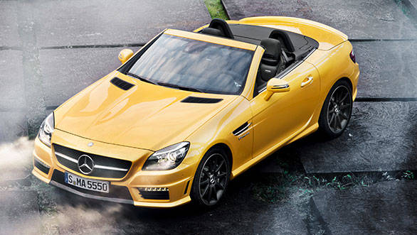 Visually, the AMG gets restyled front and rear bumpers, side skirts, the mesh grile, 18-inch redesigned AMG alloys and the AMG sports exhaust